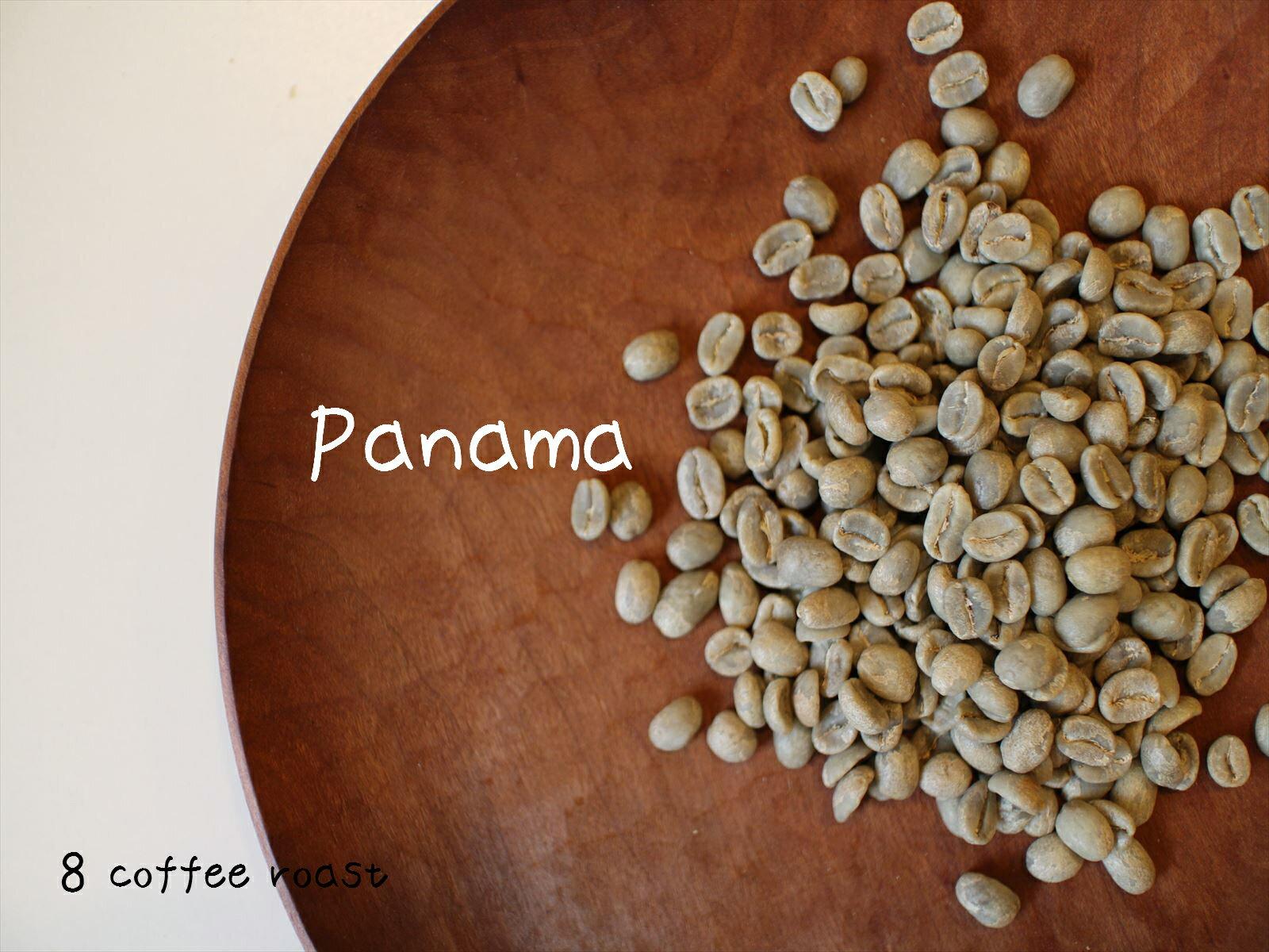 【コーヒー生豆】パナマ ラ・エスメラルダ農園(ゲイシャ種) <内容量>2kg:8coffee