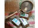 【コーヒー生豆】初めて焙煎スターターキット 【煎りパン付き コーヒー生豆3か国 各50g】 *メール便対応可