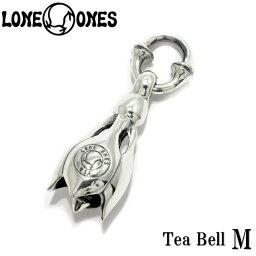 【LONE ONES ロンワンズ】Tear Bell Pendant Mサイズ ティアーベルペンダント ティアベル ベルペンダント 鈴 ギフト シルバーアクセサリー シルバー925 Silver925