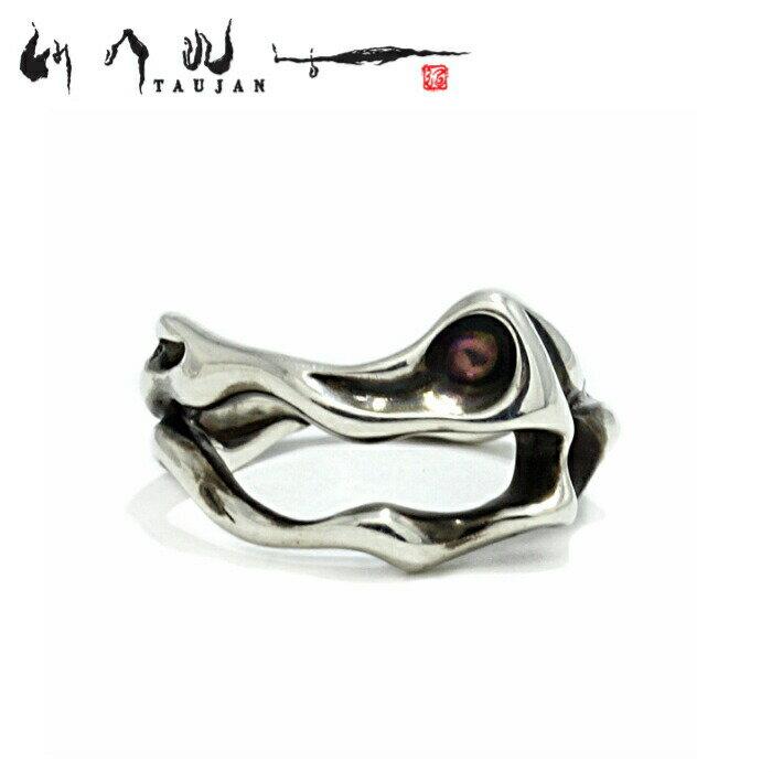 メンズジュエリー・アクセサリー, 指輪・リング TAUJAN 222-04 Silver925 925