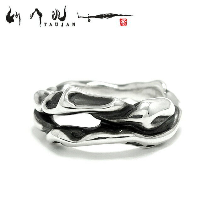 メンズジュエリー・アクセサリー, 指輪・リング TAUJAN 188-03 925