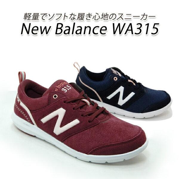 レディース靴, スニーカー  New Balance WA315 D BT2()NY2()FR2()