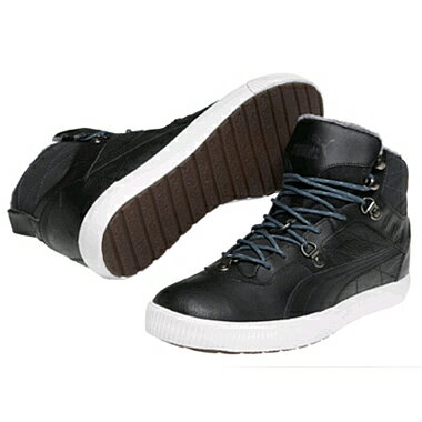 PUMA (PUMA) TIPTON ( Tipton ) black / Atlantic deep