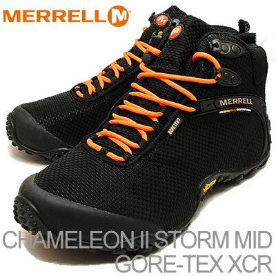 MERRELL(メレル)CHAMELEON II STORM MID GORE-TEX XCR(カメレオン II ストーム ミッド ゴアテック...