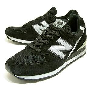 "【Limited】★送料無料★new balance(ニューバランス)M996""MADE IN USA""ブラック/グレー [靴・..."