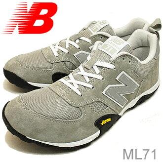 new balance( New Balance) ML71 ワイルドダブ [shoes, sneakers shoes]