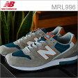 new balance ニューバランス MRL996 MC COOL GRAY クール グレー 靴 スニーカー シューズ 【smtb-td】