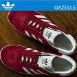 adidas ORIGINALS アディダス オリジナルス GAZELLE ガゼル/ガッツレー カレッジエイトバーガンディ/ホワイト/ゴールドメット 靴 スニーカー シューズ 【smtb-TD】【saitama】