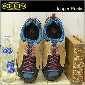 KEEN キーン Jasper Rocks ジャスパー ロックス STARFISH/RACING RED スターフィッシュ/レーシングレッド メンズ レディース 靴 スニーカー シューズ 【smtb-TD】【saitama】