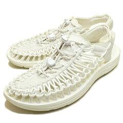 KEENキーンUneekユニークSTARWHITEスターホワイトメンズレディース靴スニーカーシューズサンダルモノトーン【smtb-TD】【saitama】