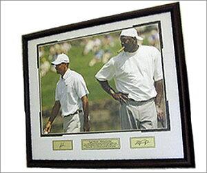 ■半額!!・送料無料■タイガー・ウッズ(Eldrick Tiger Woods)&マイケル・ジェフリー・ジョー...