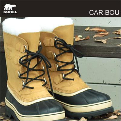 SOREL(ソレル)CARIBOU(カリブー)バフ [靴・ウインター ブーツ・シューズ]【smtb-td...