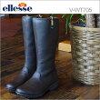 ellesseエレッセレディースV-WT705ダークブラウン靴ウィンターブーツシューズ防水防滑