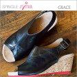 【返品無料対応】 SPINGLE MOVE スピングルムーヴ スピングルムーブ SPINGLE nima スピングルニーマ GRACE NIMA-805 BLACK ブラック 靴 レディースシューズ サンダル スピングル 【smtb-TD】【saitama】