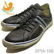【返品無料対応】 SPINGLE MOVE スピングルムーヴ スピングルムーブ SPM-168 BLACK ブラック 靴 スニーカー シューズ スピングル 【smtb-TD】【saitama】【あす楽対応】