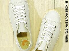 【返品無料対応】SPINGLEMOVE(スピングルムーヴ/スピングルムーブ)SPM-272WHITE(ホワイト)[靴・スニーカー・シューズ]【smtb-TD】【saitama】【あす楽対応】
