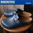 BIRKENSTOCKビルケンシュトックBOSTONボストンブルー靴サンダルクロッグシューズ【smtb-TD】【saitama】【RCP】