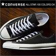 CONVERSE コンバース ALL STAR 100 COLORS OX オールスター 100 カラーズ OX BLACK ブラック 靴 スニーカー シューズ