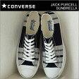 CONVERSE コンバース JACK PURCELL SUNBRELLA ジャックパーセル サンブレラ NAVY/WHITE ネイビー/ホワイト 靴 スニーカー シューズ コラボ