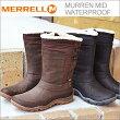 【あす楽対応】MERRELL(メレル)MURRENMIDWATERPROOF(ミュレンミッドウォータープルーフ)[靴・スニーカー・コンフォート・シューズ]