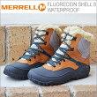 【あす楽対応】MERRELL(メレル)FLUORECEINSHELL8WATERPROOF(フロオレセインシェル8ウォータープルーフ)[靴・スニーカー・コンフォート・シューズ]