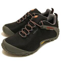 MERRELL(メレル)CHAMELEONIISTORMGORE-TEXXCR(カメレオンIIストームゴアテックスXCR)ブラック[靴・スニーカー・シューズ]