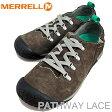 MERRELL(メレル)PATHWAY LACE(パスウェイ レース)メレルストーン [靴・コンフォート] 【smtb-TD】【saitama】