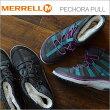 MERRELLメレルPECHORAPULLペコラプルレディース靴スニーカーコンフォートスリッポンシューズ