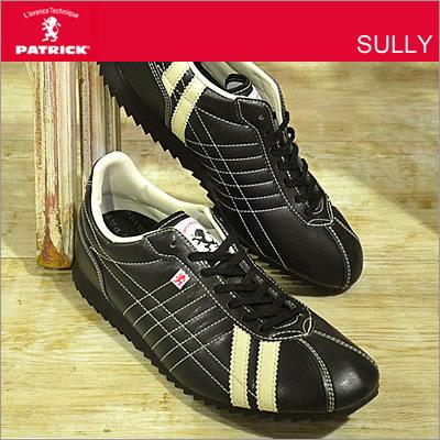 PATRICK パトリック SULLY シュリー BLK ブラック 靴 ...