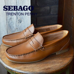 ★50%OFF★【箱不良】SEBAGO セバゴ TRENTON PENNY トレントンペニー BROWN ブラウン 靴 スニーカー シューズ ローファー