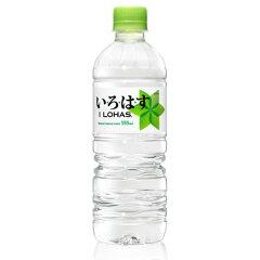 いろはす 【送料無料】【ミネラルウォーター】 日本のおいしい天然水 いろはす 555m×24本