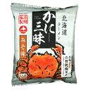 カニ風味 インスタントラーメン かに三昧 毛がに風味みそ味【常】北海道 ご当地 即席めん(ギフト&グルメ北海道)はコチラ