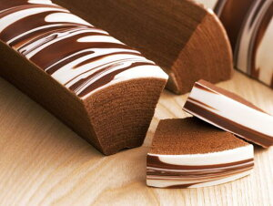 北海道素材たっぷり使用 柳月 三方六 ショコラ 【バウムクーヘン】【バレンタイン】
