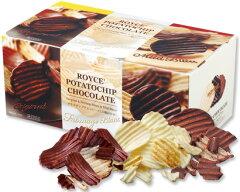 ロイズ ポテトチップチョコロイズ ポテトチップチョコレート3種入 【ROYCE】