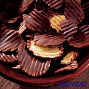 ポテトチップ チョコレート マイルドビター