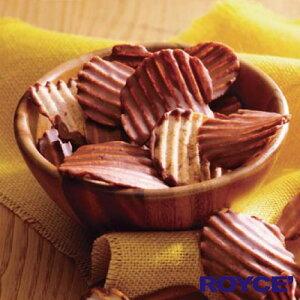 ポテトチップ チョコレート オリジナル バレンタイン
