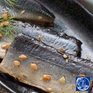 送料無料釧之助さんま一夜干し3パックセットせんのすけ釧路釧ちゃん食堂テレビ秋刀魚サンマ