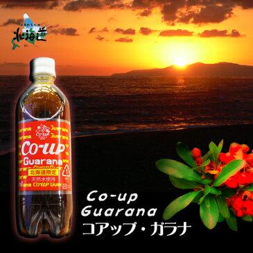 【北海道限定】コアップガラナ 500mlペットボトル