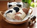 黒沢牧場のかわいい牛さんたちがロールケーキに♪黒白ホルスタイン牛、茶色はジャージー牛ふん...