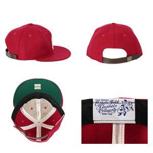 EbbetsFieldFlannelsエベッツフィールドフランネルズキャップUniversityofOklahoma1951VintageBallcapメンズ帽子