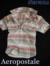 エアロポステール売れてる半袖シャツ