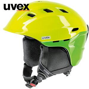 uvexウベックスcomanche2pure[566157]アップルグリーン/グリーン【メンズ・ユニセックス】【S019】【スキーヘルメット】