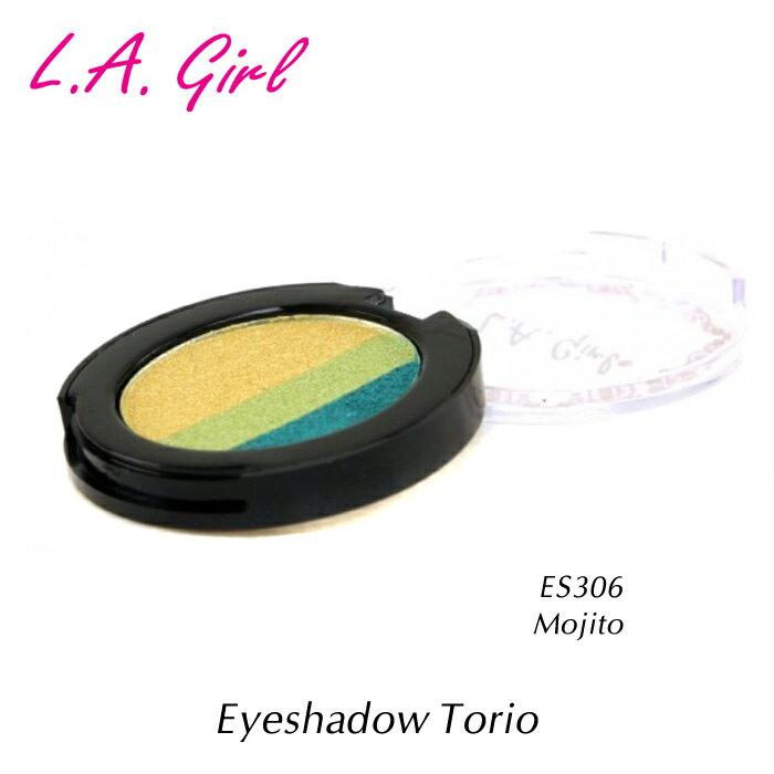 ベースメイク・メイクアップ, アイシャドウ  ES306 Mojito L.A.girl Eyeshadow Torio