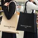 DEAN&DELUCA ディーン&デルーカ ナパバレー限定 キャンバストートバッグ Mサイズ 全2色 エコトート 101740 101743