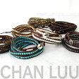 【正規品】 CHAN LUU チャン ルー Wrap Bracelet ラップ ブレスレット BS1289 I 全8デザイン レディース 5ラップブレス (CHANLUU/チャンルー/5ラップ/5連)