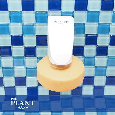 THEPLANTBASE石鹸ホルダーマグネット石鹸置きホワイトソープホルダー磁石つき石鹸トレー