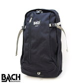BACH バッハ TRACER 27 ACTIVE DAY PACKS 27L バックパック デイパック ブラック BACK PACK リュックサック バッハ バックパック