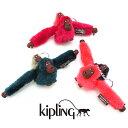 Kipling キプリング モンキー チャーム Monkeyclip BM 全3色 キプリング キーホルダー