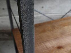 ironshelf900(S)アイアンシェルフ900(S)インダストリアルな空間にぴったりメンズライクな渋いシェルフ送料無料