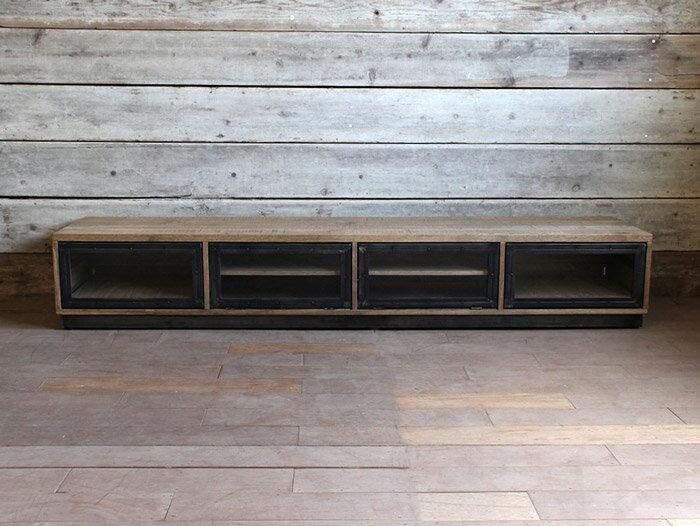 molid TV board 2000 モリード TVボード 2000 どっしりとした重厚なテレビボード:a.depeche アデペシュ